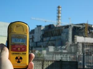 Strahlung direkt am Reaktor - gar nicht so hoch, oder?