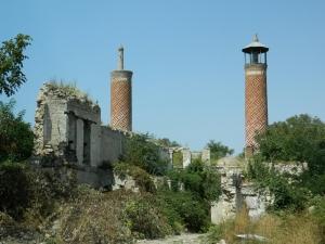 Die ehemalige Moschee