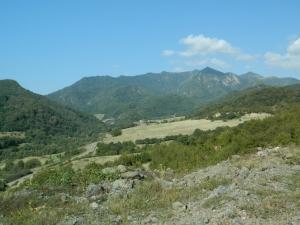 Wie der Name es schon verrät, gibt es hier vor allem eins: Berge