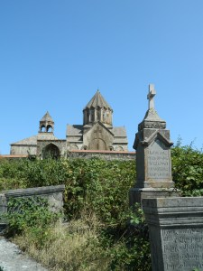 Kloster Gandzasar in Berg-Karabach
